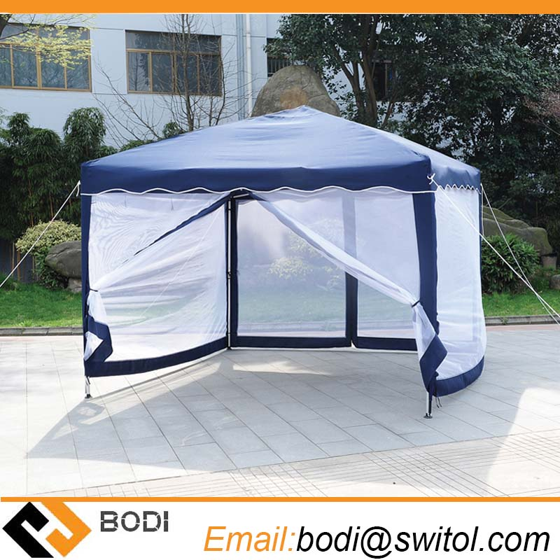 3X3 Outdoor Best Large Pop up Canopy Tents Military Garden Wedding Gazebo