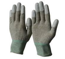 PU coated electric conductive glove