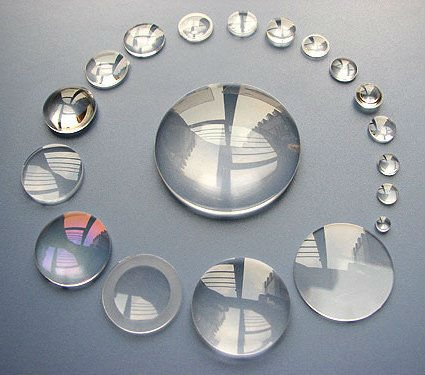 Customized Optical Sapphire Dome lens