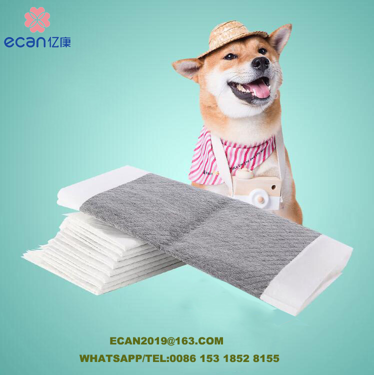Disposable pet training pad puppy pee pads