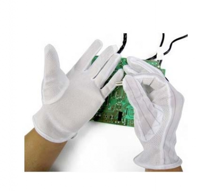 Anti static Gloves ESD Safe phone repair Gloves for Finger Protection