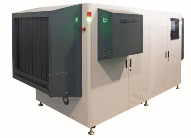 hold baggage or check-in baggage x-ray inspection system
