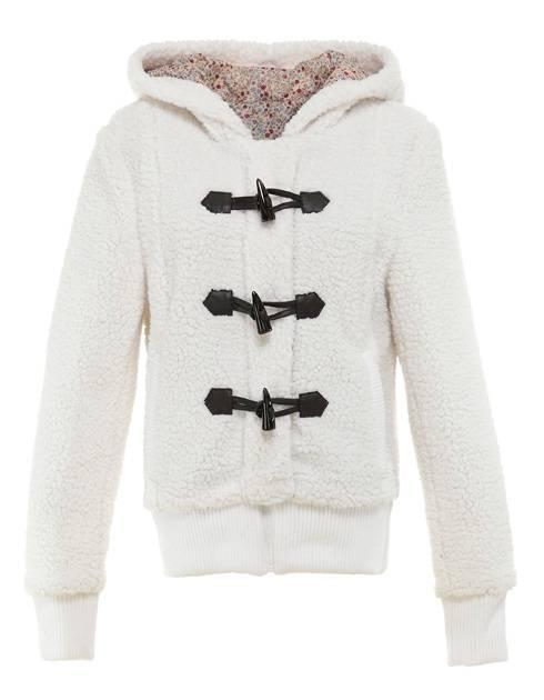 ladies' oem faux fur coats supplier