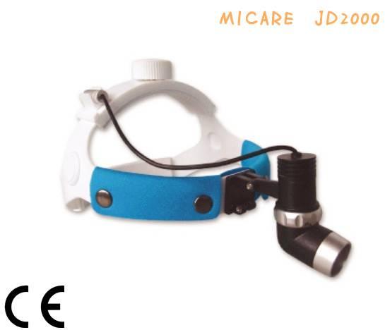 charging headband type led medical headlamp
