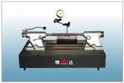 Granite precision bench center