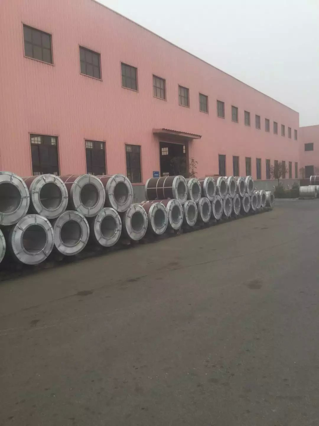 0.60mm hot dipped galvalume steel coil