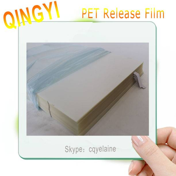 hot/cold peeling PET plain/matte release  film