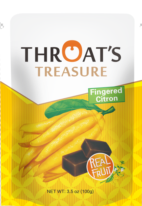 Premium health snacks Preserved fingered citron
