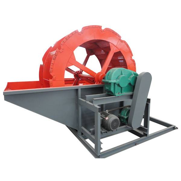 High Quality and Good Performance Sand Washing Equipment