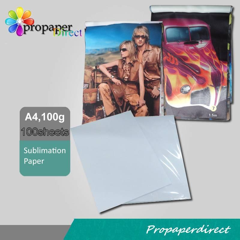 sublimation paper A4