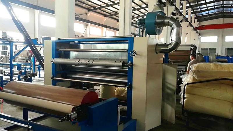 Flame Lamination Machine From China
