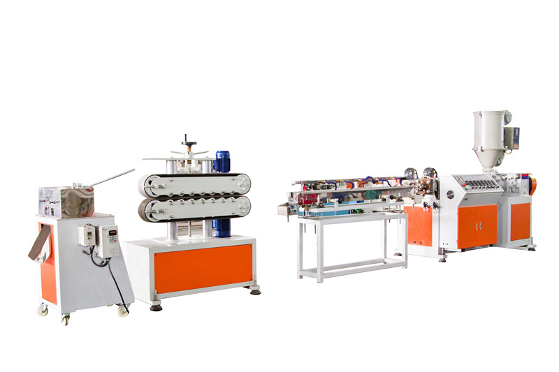 High quality rubber band plastic recycling machines for sale in south africa simple extruder machine