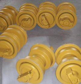 track rollers for excavator