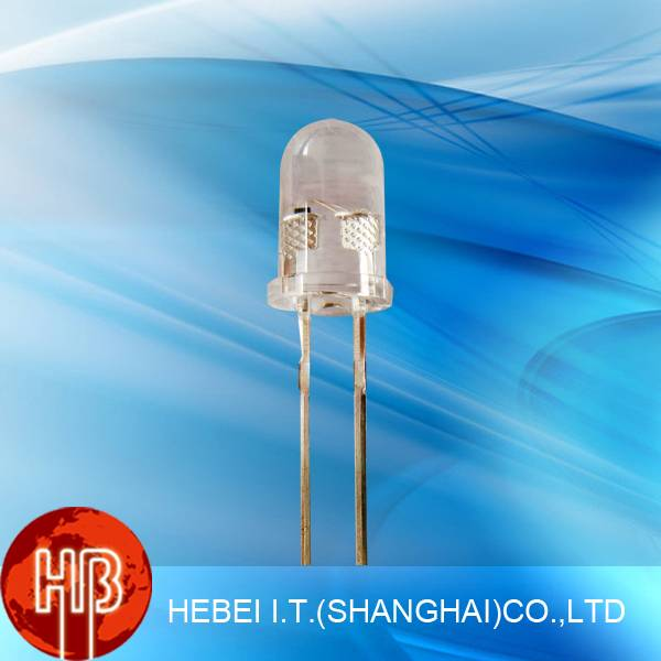 Round Led Chip 3mm Led Diode With Low Price High Bright 330PG2C