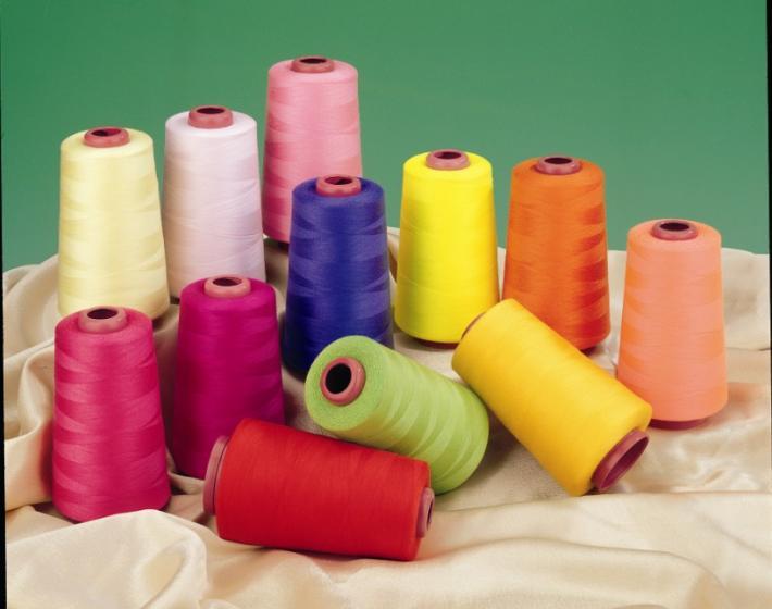 Meta-aramid thread