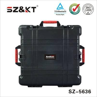 Case type and abs material waterproof drone dji phantom case