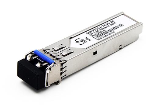 1.25G SFP DWDM transceiver 40LC