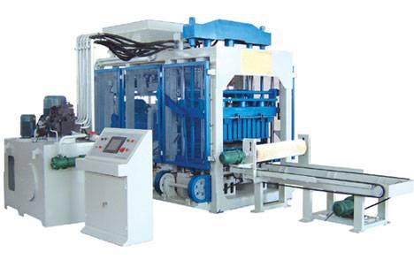 4-15 Type Clay Brick Making Machine