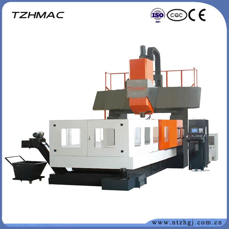 Gantry machine center