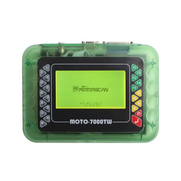 MOTO 7000TW Universal Motorcycle/MotorbikeAutocycle Scan Tool