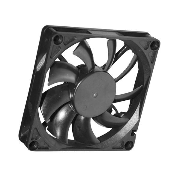 80*80*15mm Customized DC Axial Fan FDB(S)8015-B 12/24V Two ball & Sleeve Bearing Cooling Fan