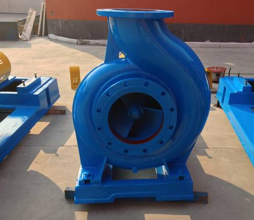 Stock Pump/Pulp Pump in Paper Processing Machinery