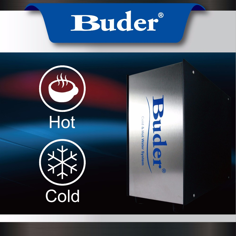 [ Taiwan Buder ] Under counter water dispenser with compressor chiller and boiling