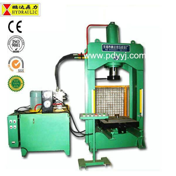 Pengda high accuracy h frame hydraulic press