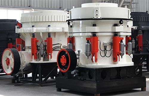 New Product Cone Crusher for Mining Industry with Hydraulic Spring