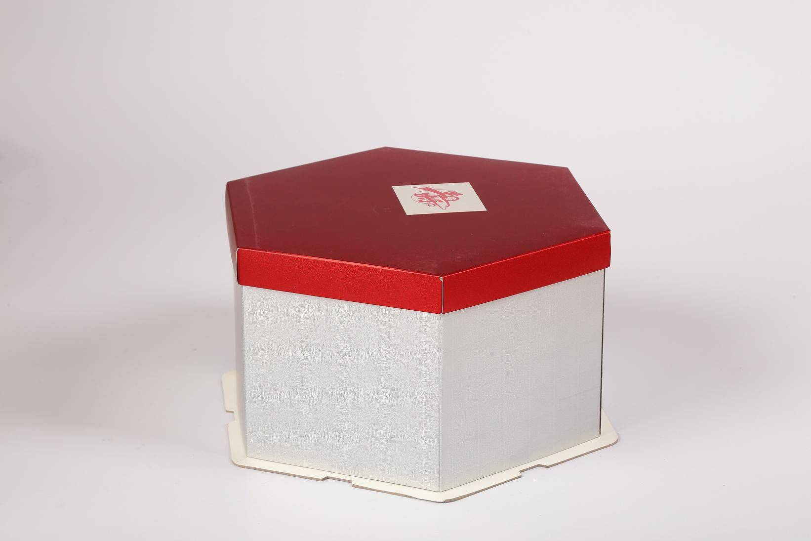 Six-Corner Card Paper Wrapping Boxes