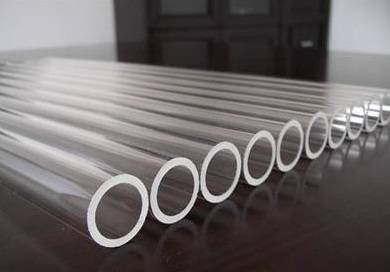 high purity quartz tube
