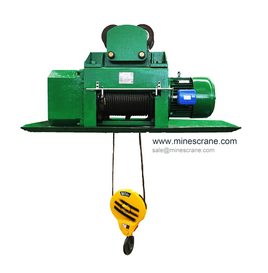 YH metallurgical hoist