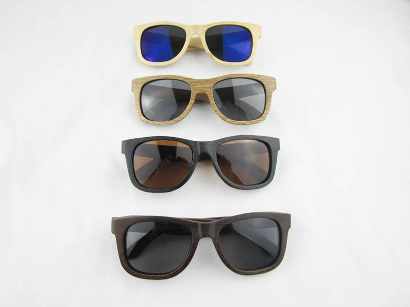 Bamboo Sunglasses CR39 LENS Polarized