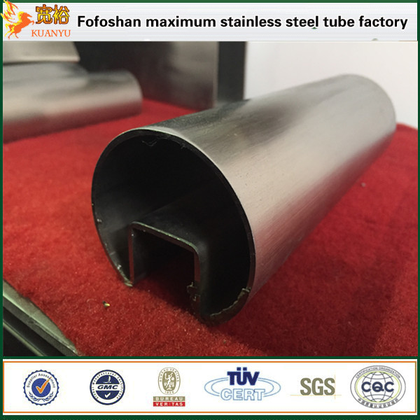 SS316 price per kg grooved pipe square tubes stainless steel 316