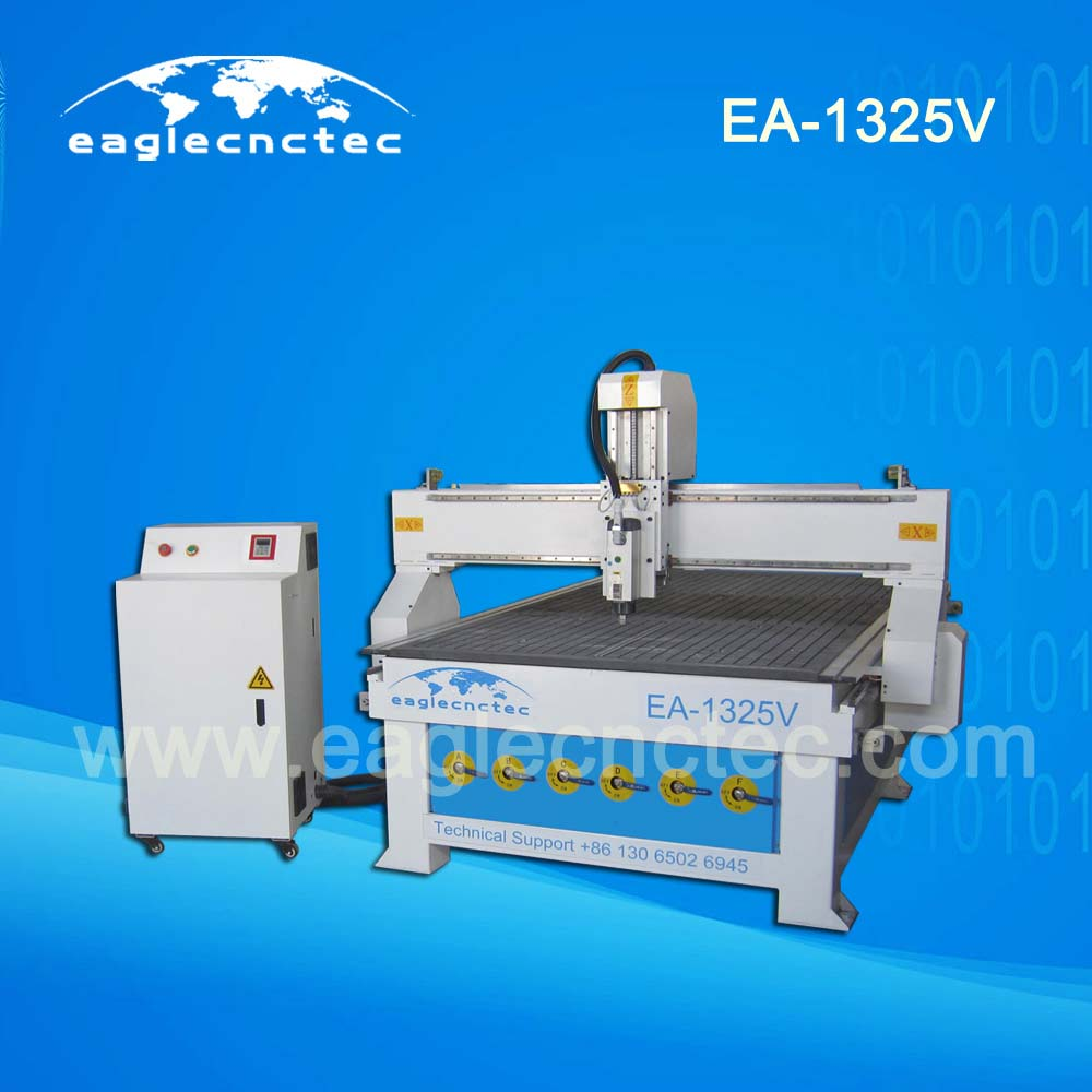 China CNC Router 1325 Wood Carving Machine-EagleTec