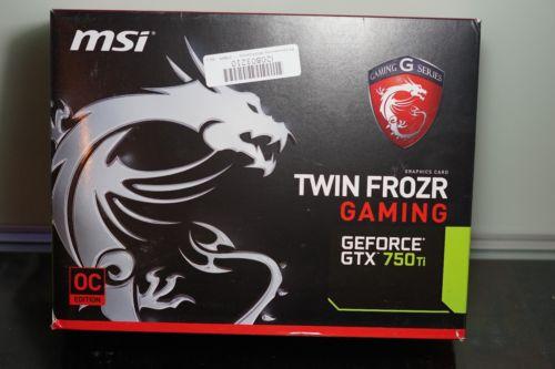 Nvidia GeForce GTX750Ti