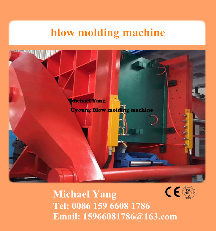 blow molding machine for water tank, pallet and road barrel etc.