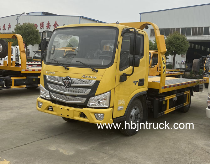 Foton Wrecker Tow Truck For Sale