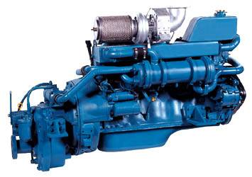 Marine Propulsion Diesel Engine (H6D1T)