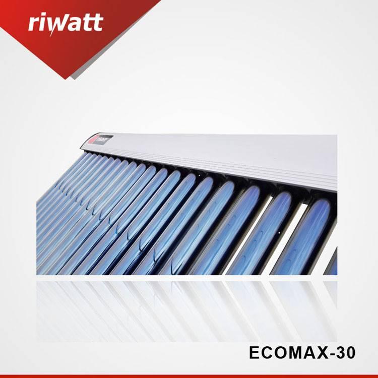 acondicionador de aire solar colector solar