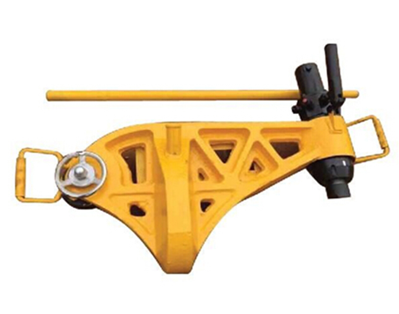 hydraulic rail bender for railway with high quality and discount price