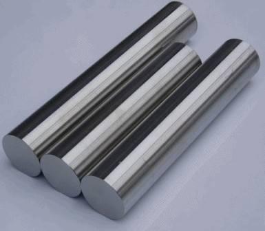Titanium bar for industry