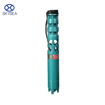 Factory Supply Vertical Multistage Electric Borehole Deep Well Submersible Pump