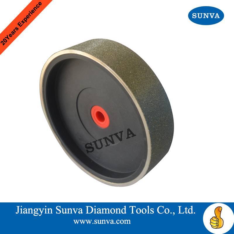 SUNVA Electroplated Diamond Grinding Wheels/Plastic Core Diamond wheels