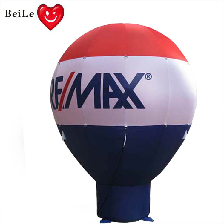 3mH inflatable hot air balloon for sale