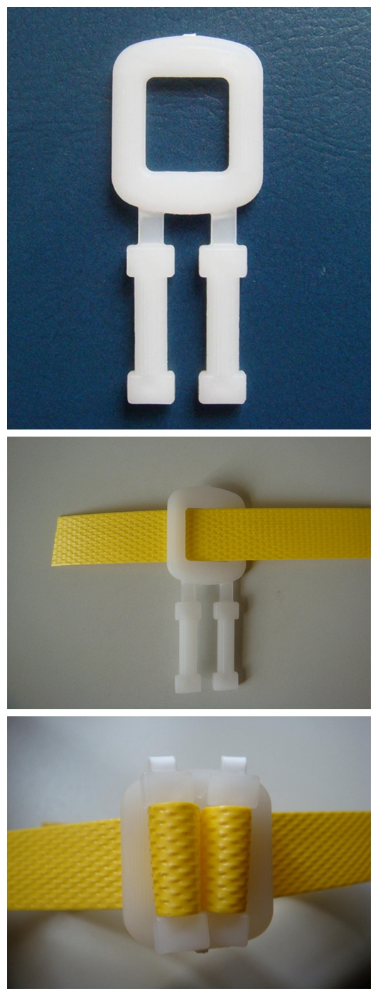PP Packing Strap Buckle safe packing tools