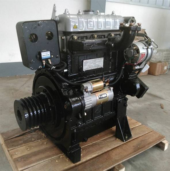 rice mill 30hp diesel engine