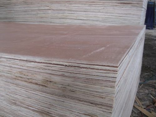 2.5-17mm Plywood for Packing Box