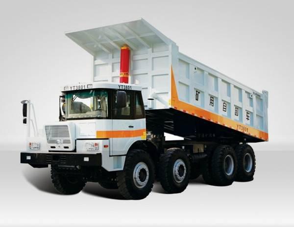 YT3801Mining dump truck
