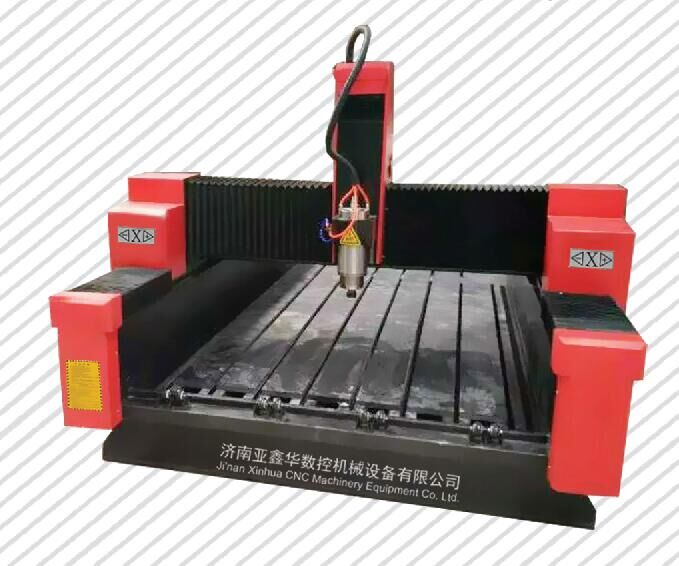 YXH new product cnc 3d stone engraving machine, stone cnc router for granite marble
